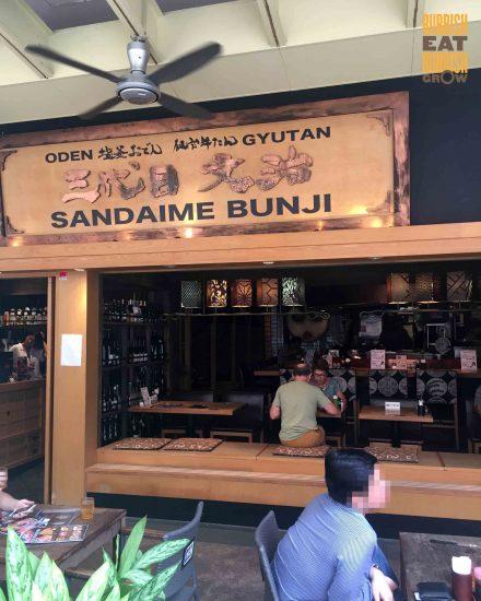 sandaime-bunji-japanese-restaurant-millenia-walk