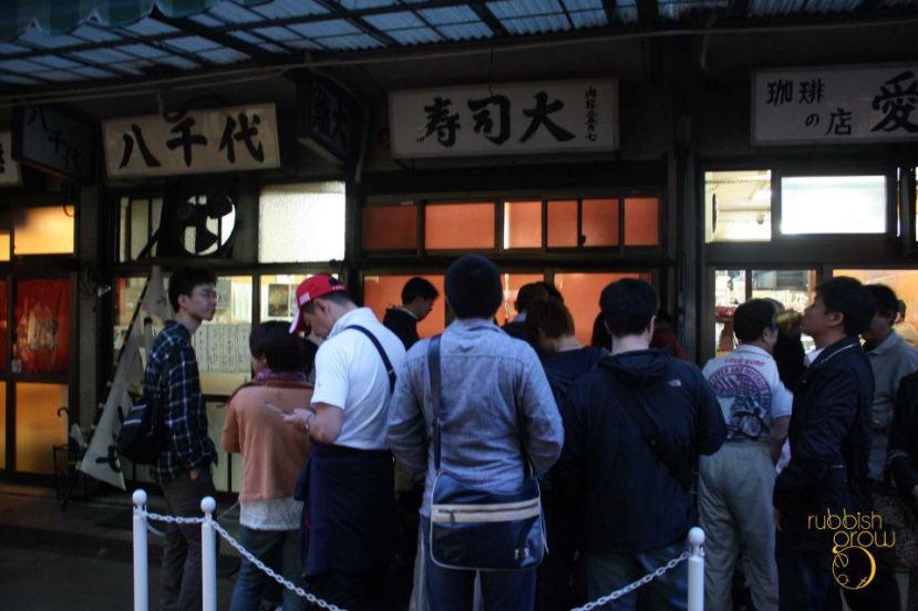 sushi-dai-tsukiji