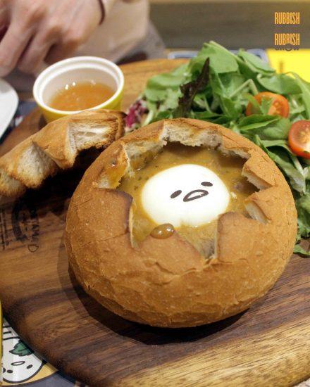 gudetama-cafe-lobster-bisque