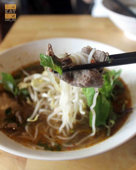 Saigon Alley, Novena: Affordable, Good Vietnamese Food