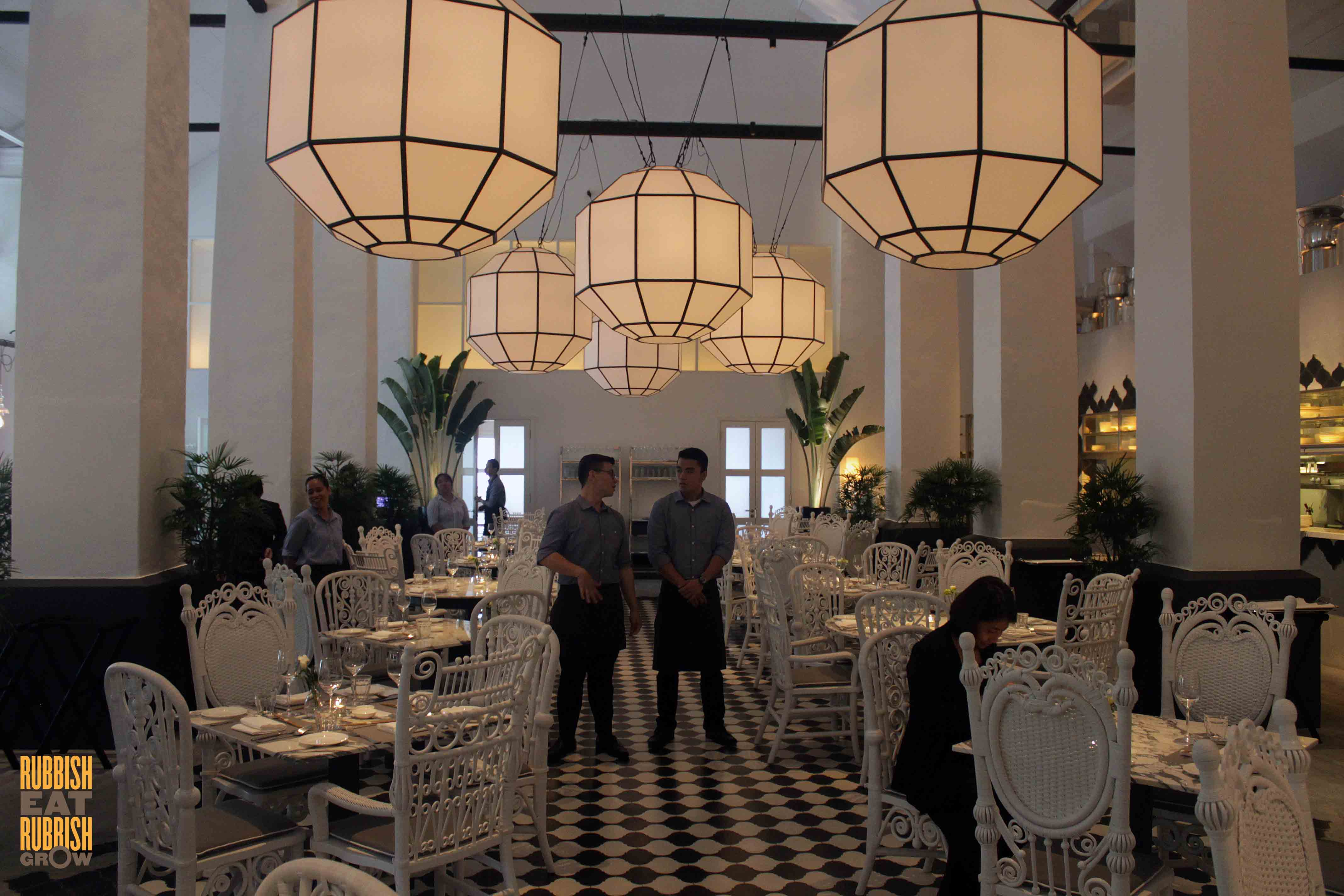 latest the dempsey cookhouse marks the third time we ate at chef jeangeorges restaurants he is. Black Bedroom Furniture Sets. Home Design Ideas