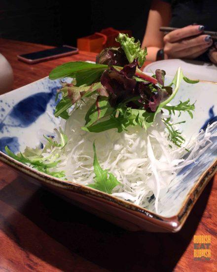 Tonkatsu Anzu, Japan Food Town @ Wisma Atria: Farm-to-Table