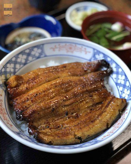 Unagidokoro Takahashi うなぎ処 髙はし, Hakodate Hokkaido: MichEELin Bib Gourmand Unagi Restaurant. Much fEELs.