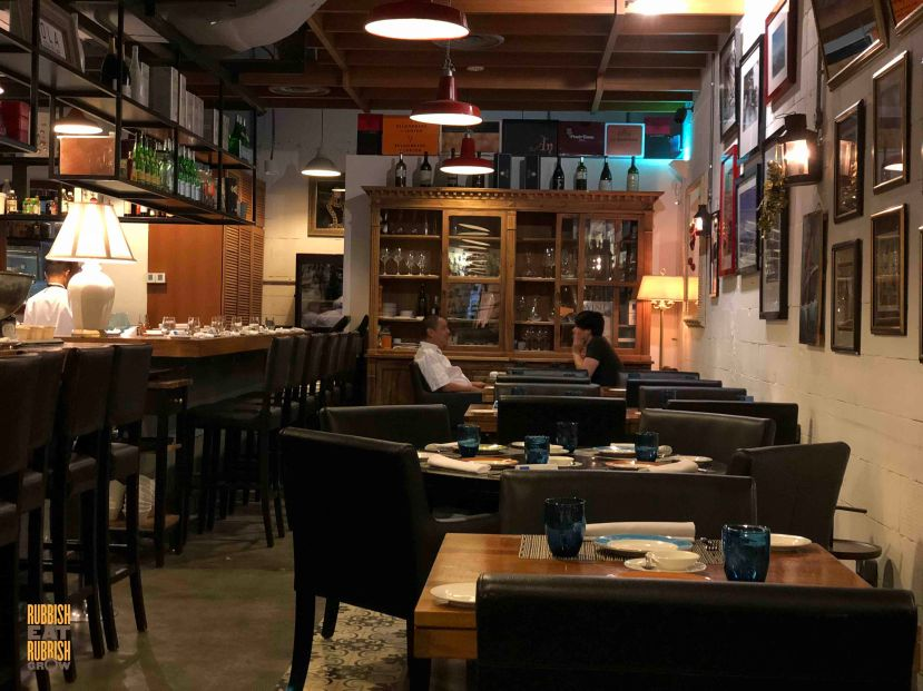 Ola Cocina Del Mar, MBFC: Steep but Superb Spanish Food by
