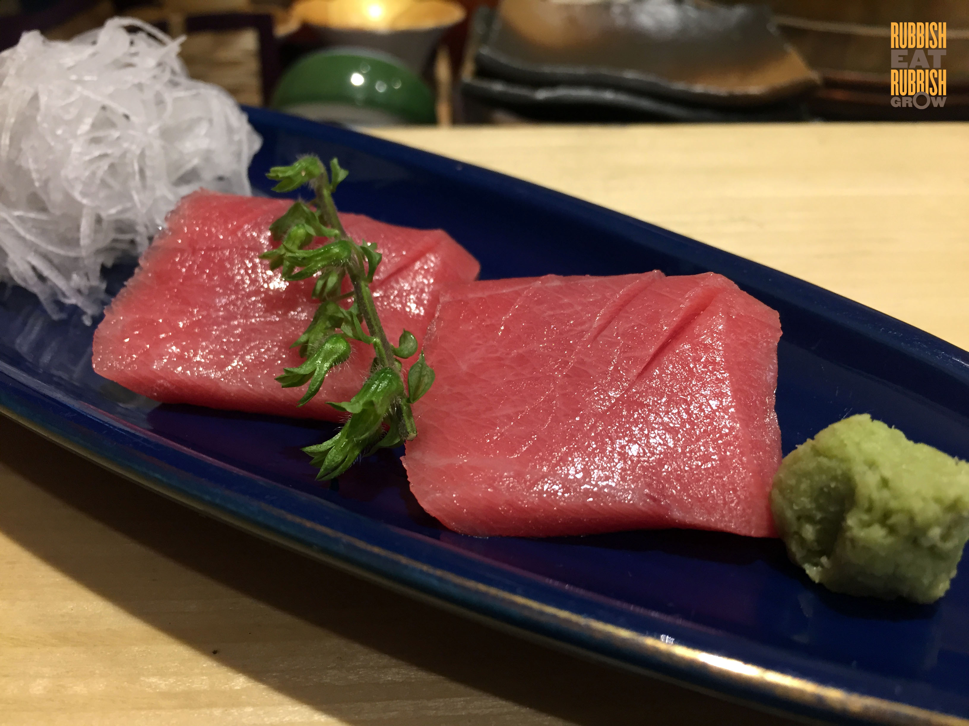 Yuzu Japanese Restaurant, Holland Village: Great Food and Four Cases of Carelessness