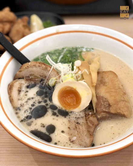 Ra Ra Men Men Men, Want Your Bad Ramence: Kajiken, Ramen Keisuke Kani King, and Sō Ramen