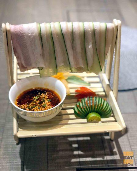 Chengdu Restaurant, Amoy St: Drama Plating for Authentic