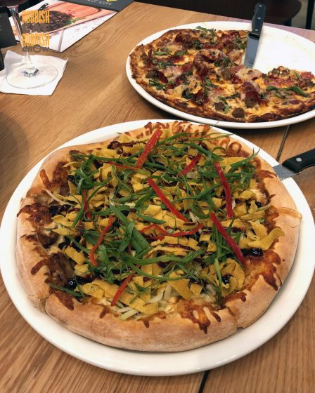 Remarkable California Pizza Kitchen Claymore Connect Who Ordered Home Interior And Landscaping Eliaenasavecom