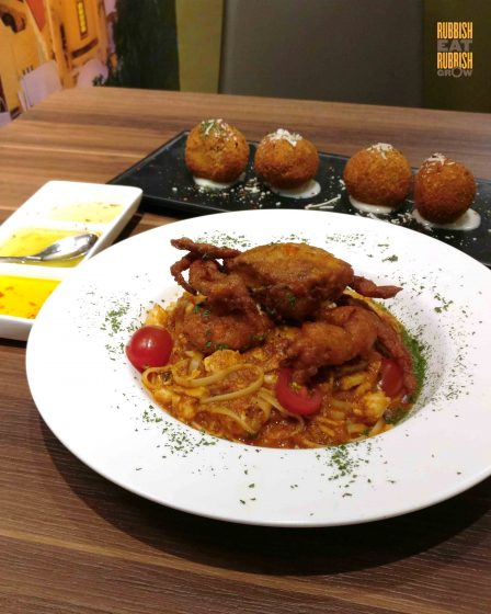 Positano Risto, Kampong Glam: Halal Italian Food Inspired by
