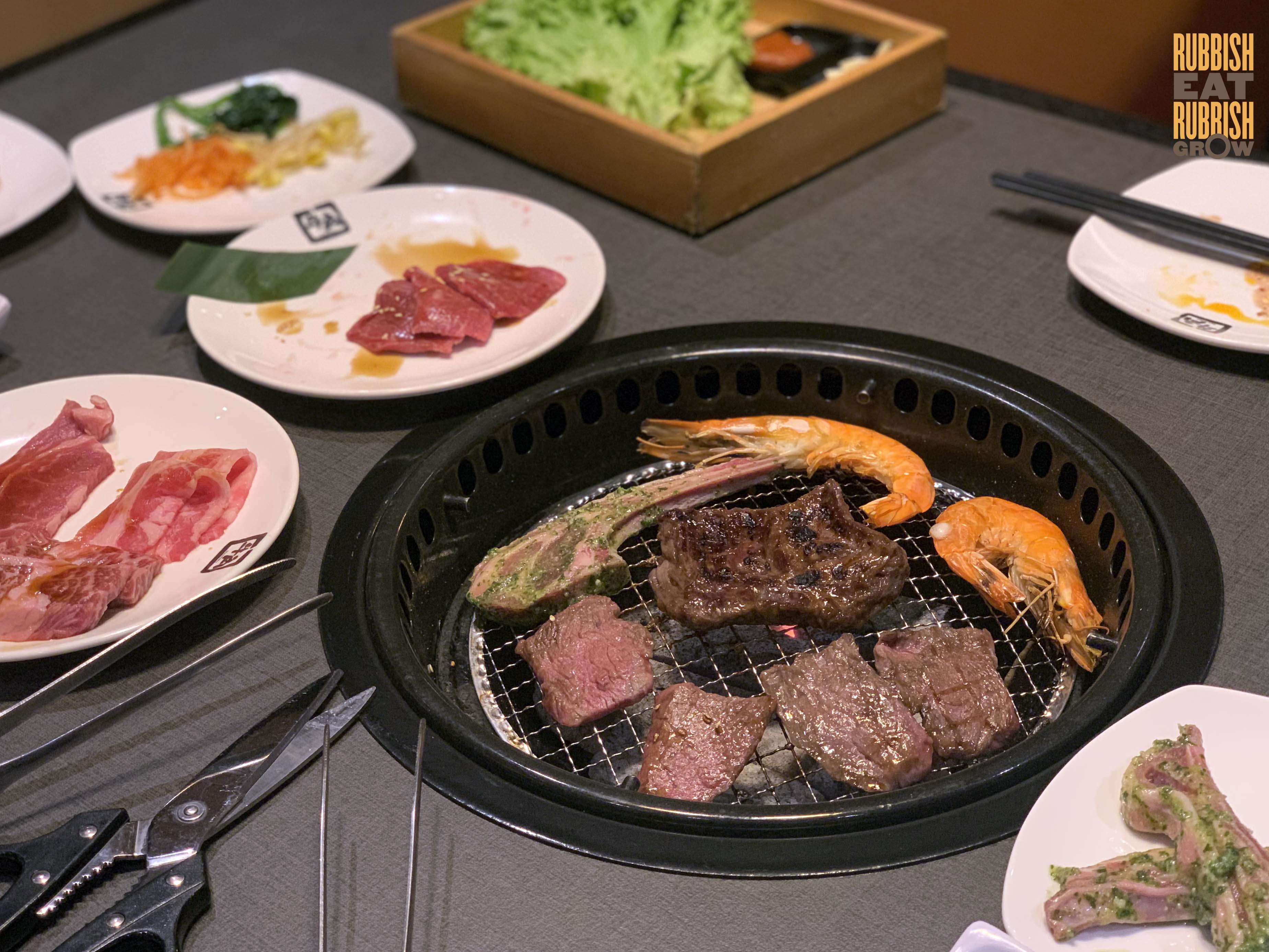 Gyu Kaku, City Square Mall: Wagyu BBQ Yakiniku Weekday Buffet for ...