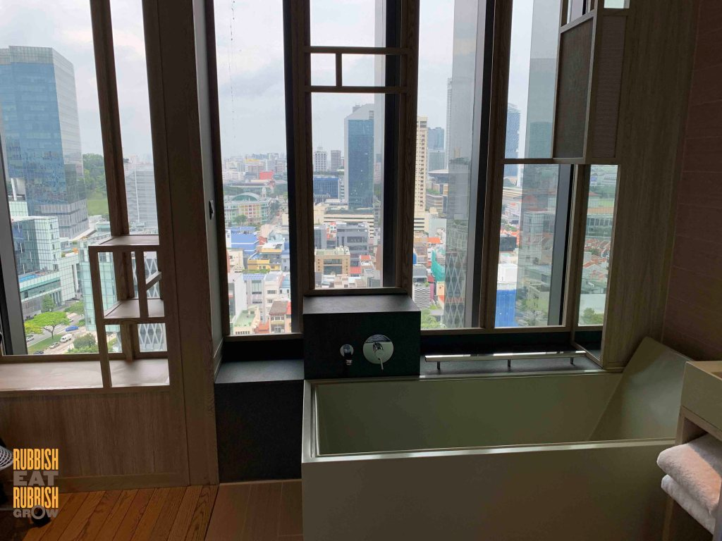 park royal pickering - toilet view