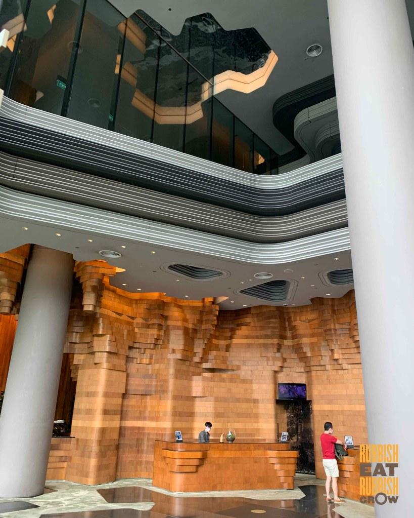 park royal pickering - hotel lobby