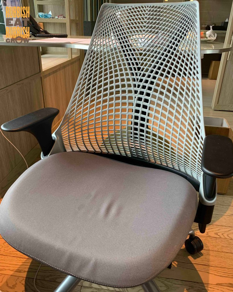 park royal pickering - herman miller chair