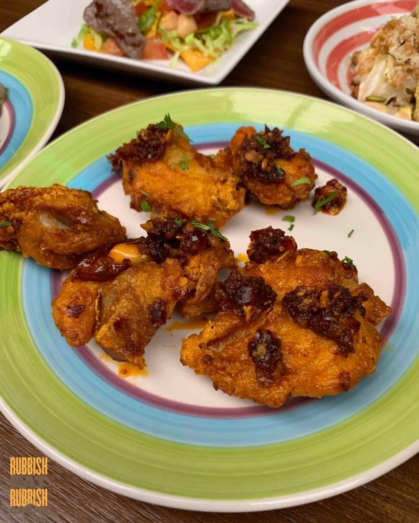 madass - mala fried chicken