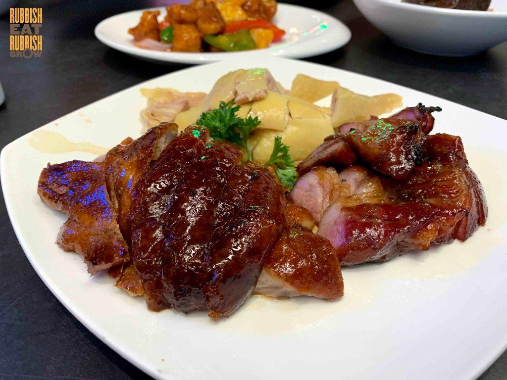 pi food - roast meat platter