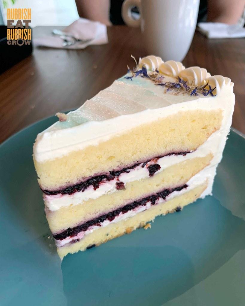 elderflower cake